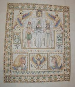 egyptian sampler Oct 6 09b
