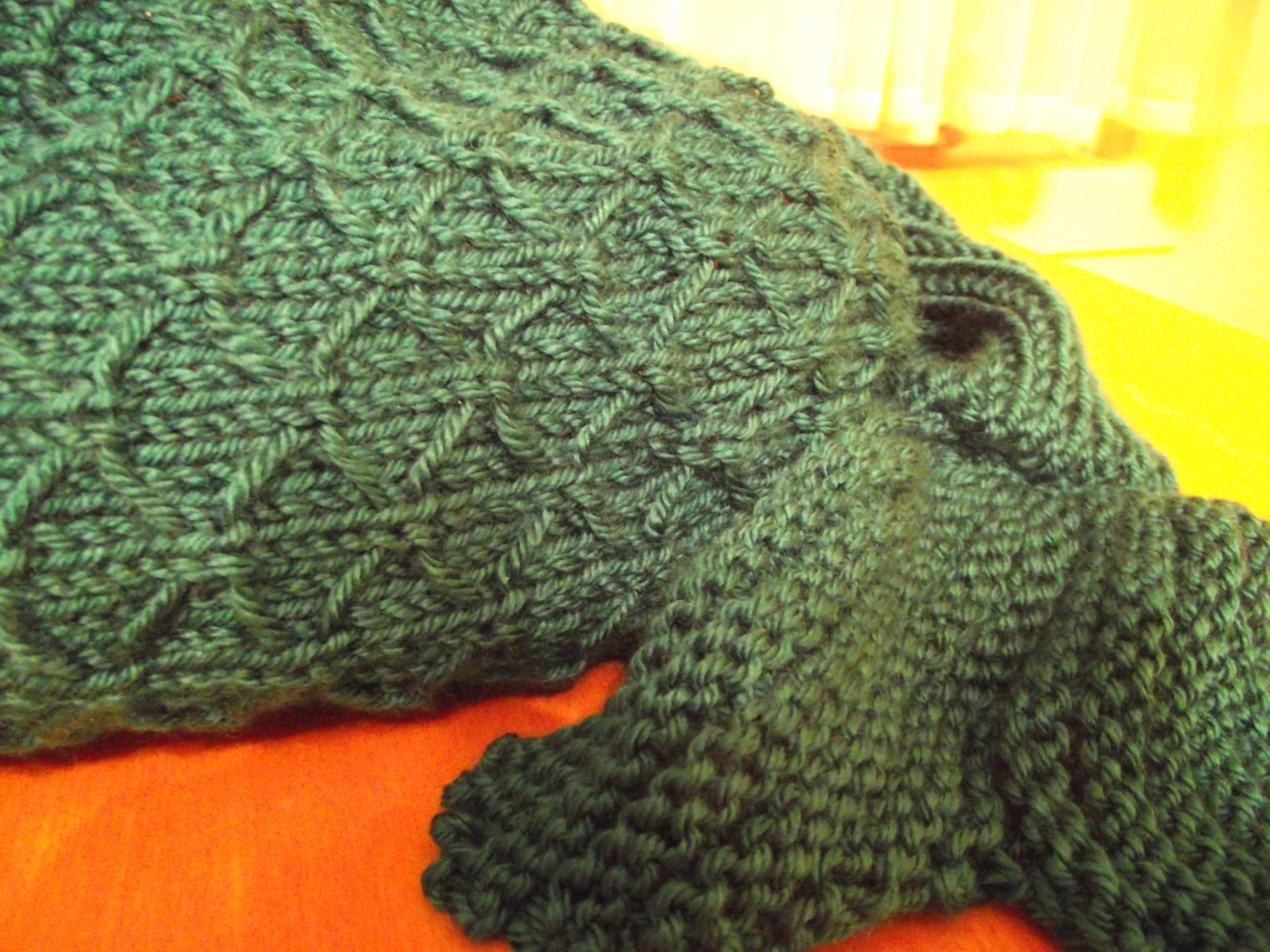 Mermaid Tail Blanket Knitting Pattern Free : crochet Christines Coffee Cup